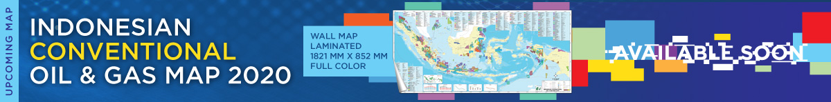 Indonesian Conventional Oil & Gas Map 2020