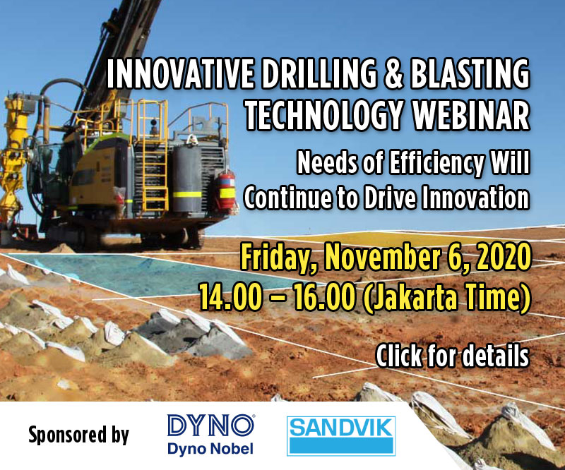 INNOVATIVE DRILLING & BLASTING TECHNOLOGY WEBINAR
