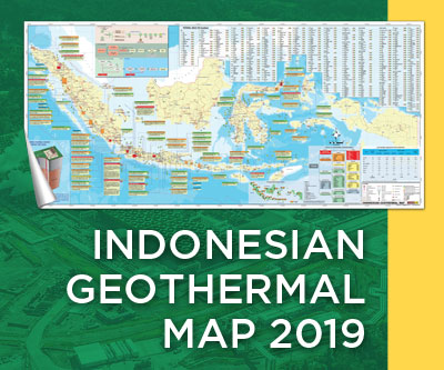 Indonesian Geothermal Map 2019