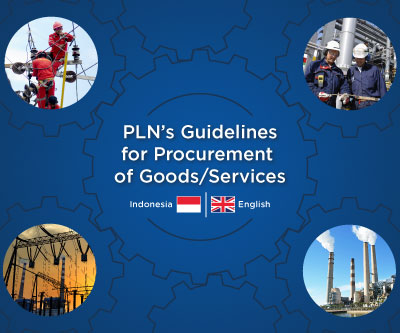 PLN's Guidelines for Procurement of Goods/Services