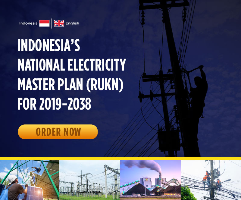 Indonesia's National Electricity Master Plan (RUKN) for 2019-2038