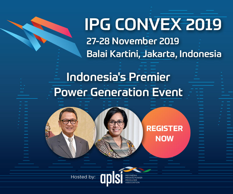 Indonesia Power Generation Convention & Exhibition (IPG Convex) 2019