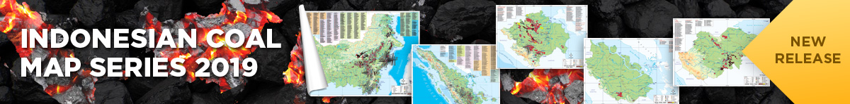 Indonesian Coal Map Series 2019